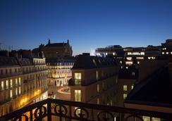 Hôtel Excelsior Opéra - Pariisi - Näkymät ulkona