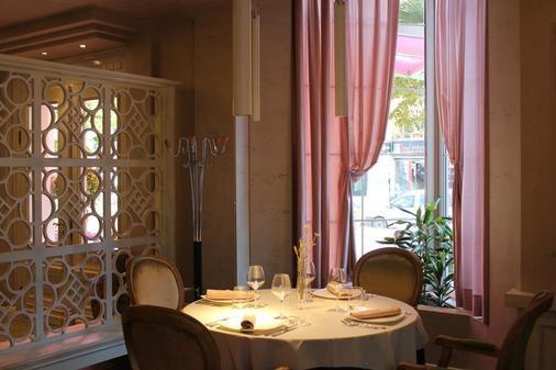 Classic Hotel - Tirana - Phòng ăn