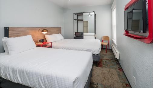 Minna Hotel - San Francisco - Makuuhuone