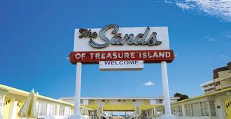 Sands Of Treasure Island - Treasure Island - Gebäude