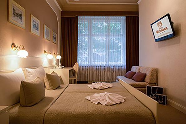 Hotel Wittelsbach am Kurfürstendamm - Βερολίνο - Κρεβατοκάμαρα
