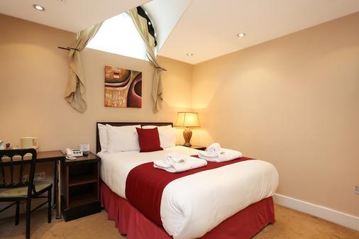 OYO Elysee Hotel - Λονδίνο - Κρεβατοκάμαρα