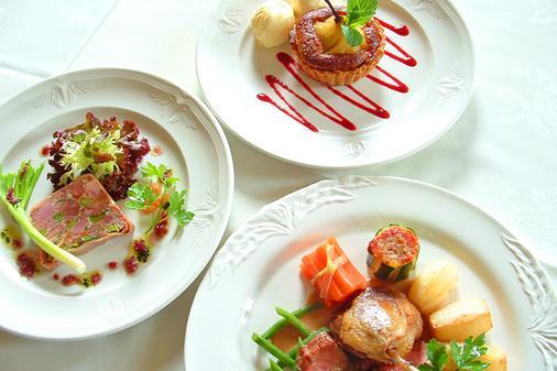 Dovecliff Hall Hotel - Burton-on-Trent - Food