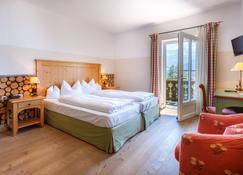Landhotel & Berggasthof Panorama - Garmisch-Partenkirchen - Pokój dzienny