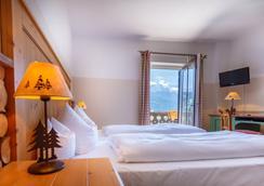Landhotel & Berggasthof Panorama - Γκάρμις-Παρτενκίρχεν - Κρεβατοκάμαρα