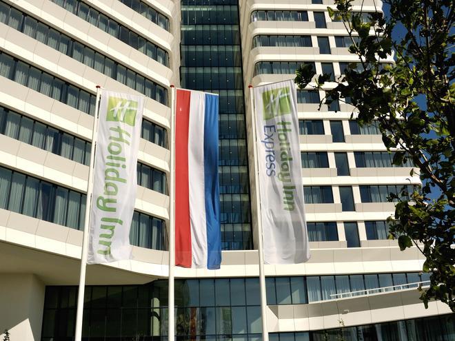 Holiday Inn Express Amsterdam - Arena Towers - Άμστερνταμ - Κτίριο