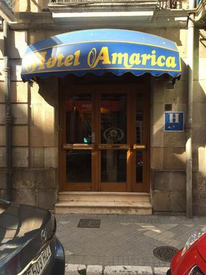 Hotel Amárica - Vitoria-Gasteiz - Näkymät ulkona