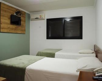 Hotel Bella Vista - Quatro Barras - Schlafzimmer