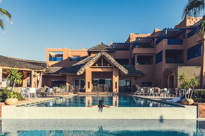 帕拉迪普拉日 - 衝浪、瑜伽及溫泉渡假村 - 阿加迪爾 - 阿加迪爾 - 游泳池