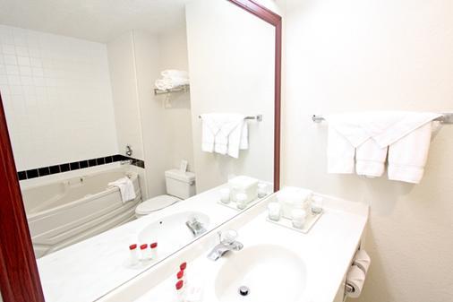 Ramada by Wyndham Salt Lake City Airport Hotel - Salt Lake City - Kylpyhuone