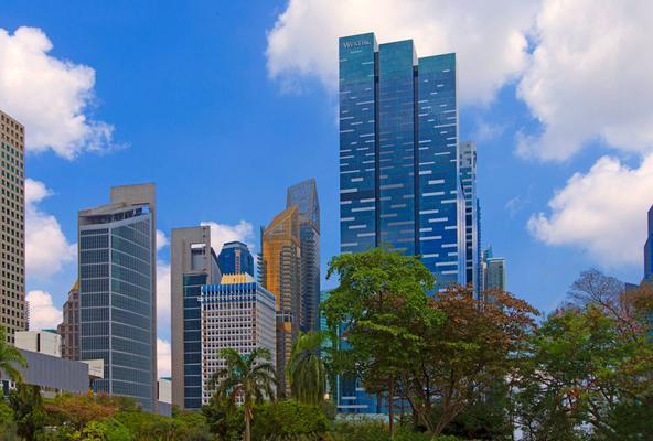 The Westin Singapore - Singapore - Building