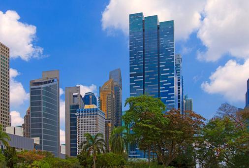 新加坡威斯汀酒店 - 新加坡 - 建築