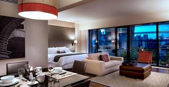 Las Suites Campos Eliseos - מקסיקו סיטי - חדר שינה