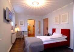 帕蒙巴德酒店 - 卡塞爾 - 臥室