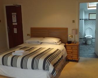 The Carlton Hotel Mumbles - Суонси - Спальня