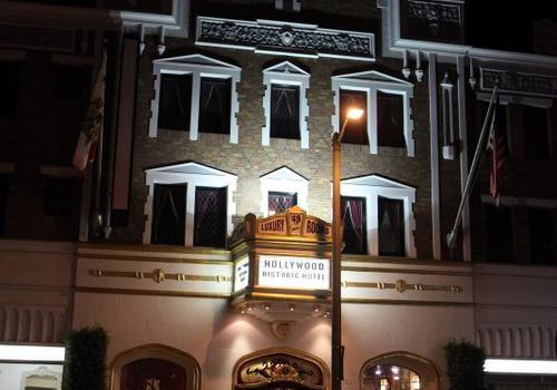 Hollywood Historic Hotel RM 416 (R̶M̶ ̶7̶0̶6̶)  Los Angeles