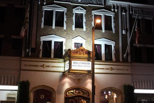 Hollywood Historic Hotel - Los Angeles - Rakennus