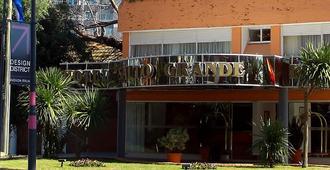 Salto Grande Hotel - Punta del Este - Edificio