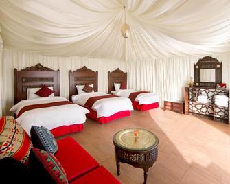 Wadi Rum Night Luxury Camp - Wadi Rum - Bedroom