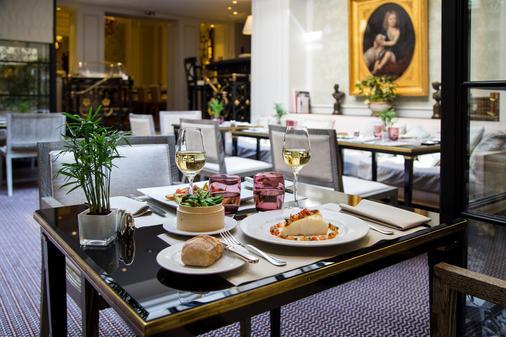 Hôtel San Régis - Paris - Food