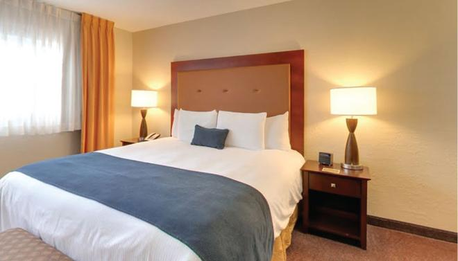 Ivy Court Inn & Suites - South Bend - Κρεβατοκάμαρα