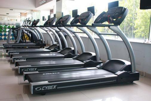 Aston Tropicana Hotel Bandung - Μπαντούνγκ - Γυμναστήριο