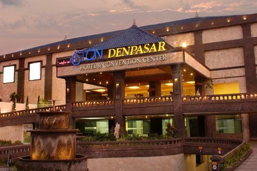 Aston Denpasar Hotel and Convention Center - Denpasar - Bangunan