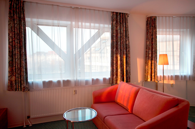 Hotel Kaiser - Berlin - Living room