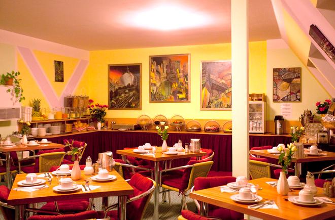 Hotel Kaiser - Berlin - Restaurant