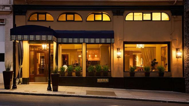 貝斯特韋斯特頂級精選聯合廣場卡特賴特酒店 - 三藩市 - 舊金山 - 建築
