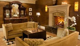 貝斯特韋斯特頂級精選聯合廣場卡特賴特酒店 - 三藩市 - 舊金山 - 大廳