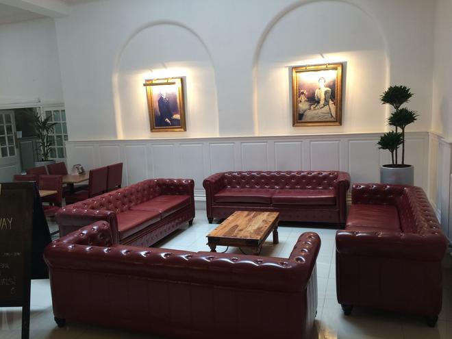 Rowton - Birmingham - Lobby