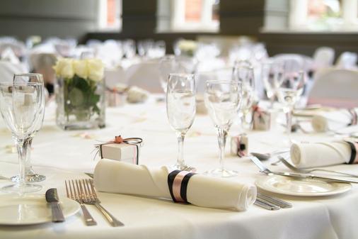 Rowton Hotel - Birmingham - Banquet hall