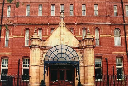 Rowton Hotel - Birmingham - Edificio