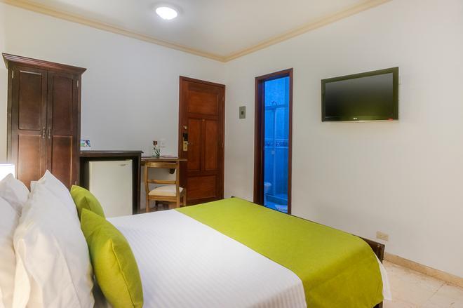 Ayenda 1416 Castellana Real - Cali - Schlafzimmer