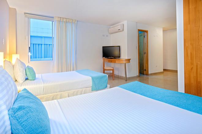 Hotel Ms Centenario Superior - Cali - Makuuhuone