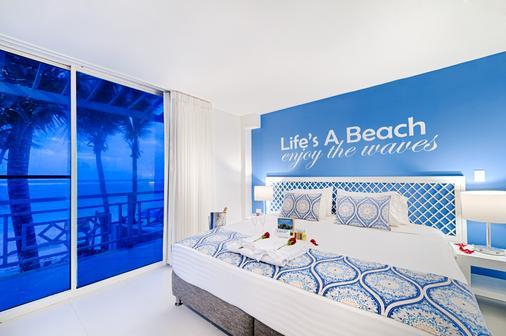 Hotel MS San Luis Village - San Andrés - Bedroom