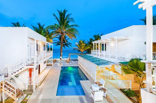 Hotel MS San Luis Village - San Andrés - Toà nhà