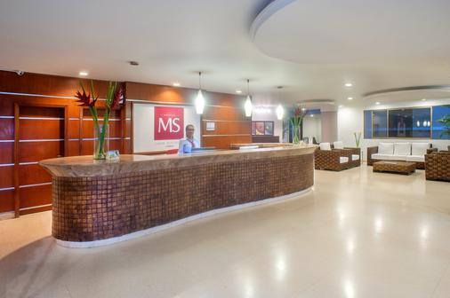 Hotel Ms Alto Prado Superior - Barranquilla - Front desk