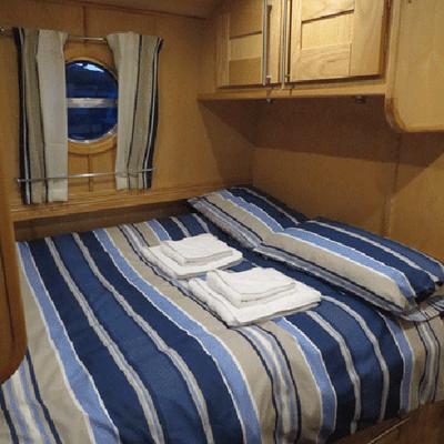 Houseboat Hotels - Hotel boat - Sheffield - Makuuhuone