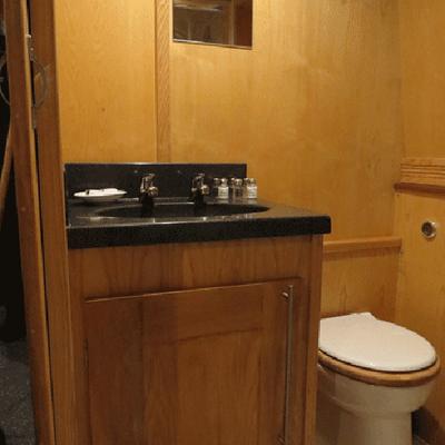 Houseboat Hotels - Hotel boat - Sheffield - Kylpyhuone