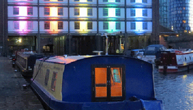 Houseboat Hotels - Hotel boat - Sheffield - Bangunan