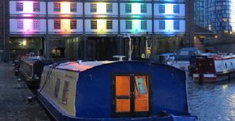 Houseboat Hotels - Hotel boat - Sheffield - Toà nhà