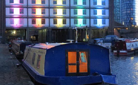 Houseboat Hotels - Hotel boat £91 (£̶1̶4̶8̶)  Sheffield