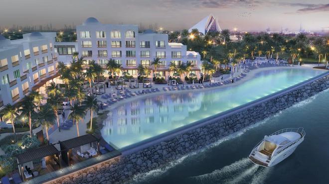 Park Hyatt Dubai - Dubai - Toà nhà