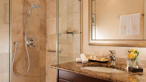 Relais & Châteaux Hotel Bülow Palais - Dresden - Bathroom