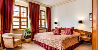 Romantik Hotel Bülow Residenz - Дрезден - Спальня