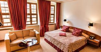 羅曼蒂克布洛公寓飯店 - 德累斯頓 - 臥室