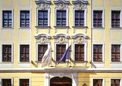 Romantik Hotel Bülow Residenz - Dresden - Näkymät ulkona