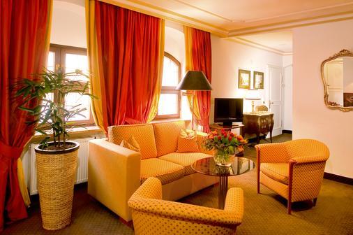 Romantik Hotel Bülow Residenz - Dresden - Olohuone